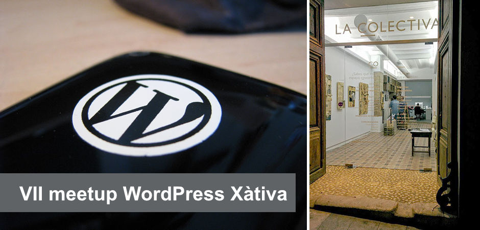 VII meetup WordPress Xativa